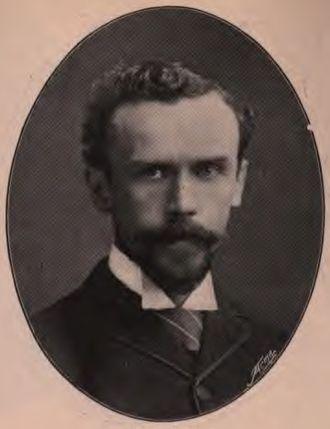 Herbert Lewis - Herbert Lewis c1895