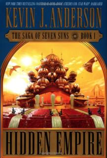 <i>The Saga of Seven Suns</i> series of novels
