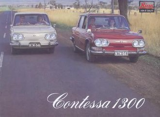 Hino Motors - Image: Hino contessa ebb 650