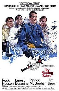 <i>Ice Station Zebra</i> 1968 film by John Sturges