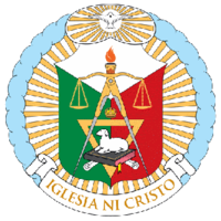 Iglesia ni Cristo flag.svg Seal of the Iglesia Ni Cristo