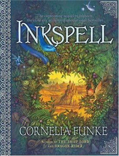 Picture of a book: Inkspell