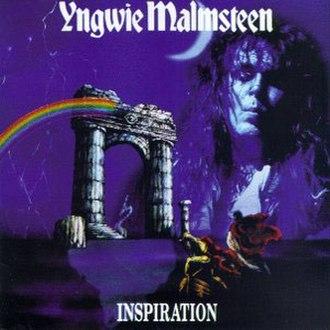 Inspiration (Yngwie Malmsteen album) - Image: Inspiration (Original cover)
