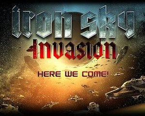 Iron Sky: Invasion - Image: Iron Sky Invasion 2012 Title Image