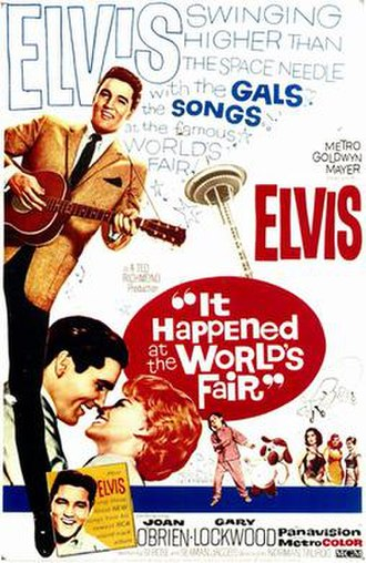 It Happened at the World's Fair - Image: Ithappenedattheworld sfair