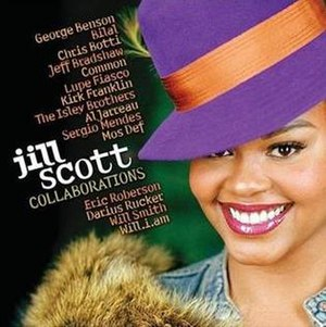 Collaborations (Jill Scott album) - Image: Jillscottcollaborati ons