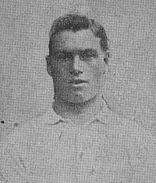 Jimmy Elliott, Brentford FC footballer, 1920.jpg