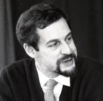 John Barton (director) - John Barton in 1965.  Photo credit: Reg Wilson/RSC