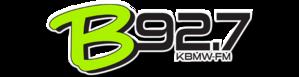 KBMW-FM - Image: KBMW B92.7 logo