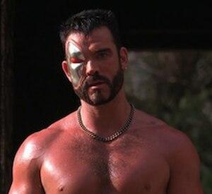 Kano (Mortal Kombat) - Trevor Goddard as Kano in Mortal Kombat (1995)