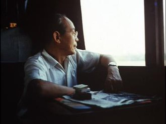Kenji Mizoguchi - Kenji Mizoguchi travelling through Europe, 1953