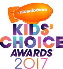 Nickelodeon teen choice award