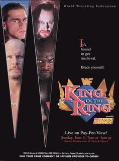 King of the Ring (1997) 1997 World Wrestling Federation pay-per-view event
