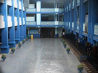 Lourdes School of Quezon City - Image: LSQC High School Building