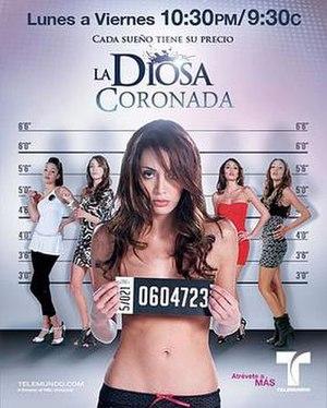 La Diosa Coronada - Image: La diosa coronado 500x 625