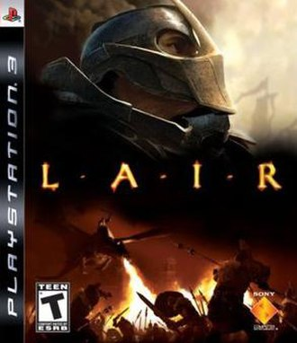 Lair (video game) - Image: Lair front