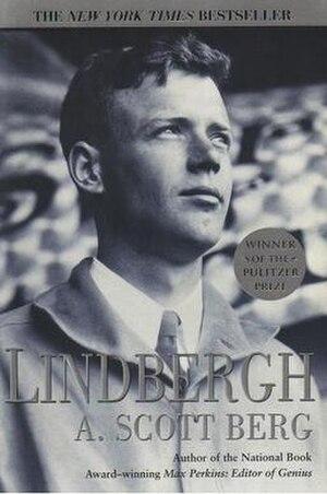Lindbergh (book) - Image: Lindbergh (book)