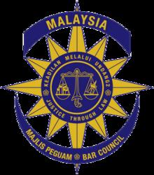 Logo Majlis Peguam Malaysia Malaysian Bar Council