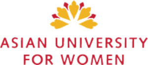 Asian University for Women - Image: Logo Asian University for Women