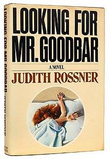 <i>Looking for Mr. Goodbar</i> 1975 novel by Judith Rossner