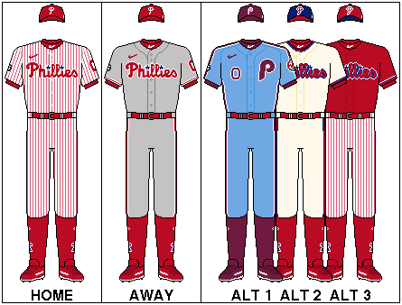MLB-NLE-PHI-Uniform