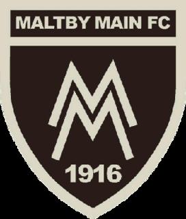 Maltby Main F.C. Association football club in England