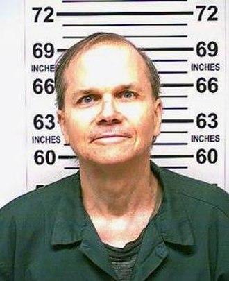 Mark David Chapman - New York State Department of Corrections mug shot of Chapman, 2018