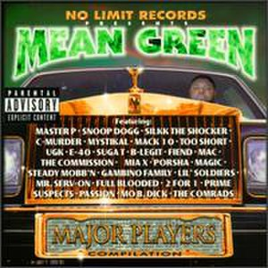 Mean Green (album) - Image: Mean Green Major Players Compilation