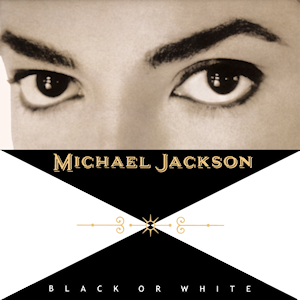 Black or White - Image: Michael Jackson Black or White