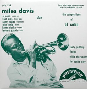 The Compositions Of Al Cohn - Image: Miles Plays Al Cohn