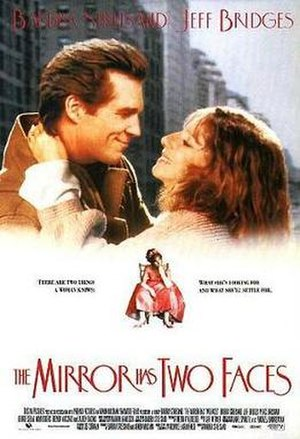 The Mirror Has Two Faces - Theatrical release poster