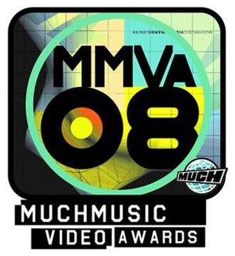 2008 MuchMusic Video Awards - 2008 MuchMusic Video Awards Logo