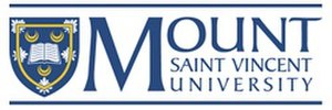 Mount Saint Vincent University - Image: Mount Saint Vincent University logo