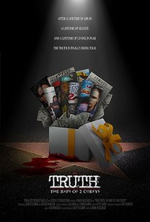 <i>My Truth: The Rape of 2 Coreys</i> 2020 American documentary film