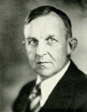 Myron E. Witham - Witham from 1932 Colorado yearbook