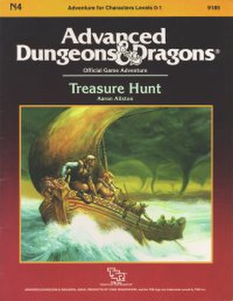 Treasure Hunt (module) - Image: N4 Treasure Hunt