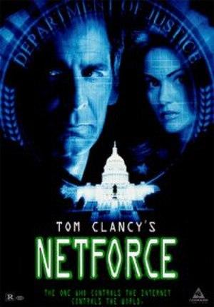 NetForce (film) - Image: Net Force(1998)Cover
