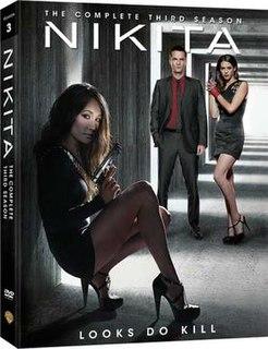 <i>Nikita</i> (season 3) Season of television series