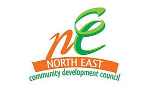 North East Community Development Council - Image: North East CDC logo