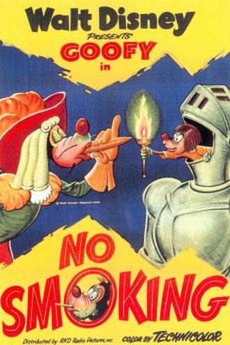 No Smoking (1951 film) - Image: Nosmokingposter