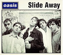 Slide Away (Oasis song) - Wikipedia Oasis Band Album Cover