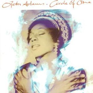 Circle of One - Image: Oleta Adams Circle of One