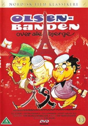 The Olsen Gang Long Gone - Image: Olsen banden over alle bjerge