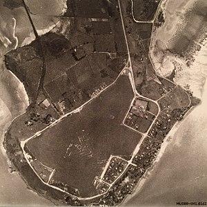 Whangarei Airport - Whangarei airport, 1942