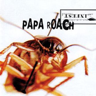 Infest (album) - Image: Papa Roach Infest