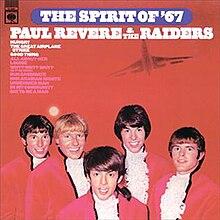 The Spirit Of 67 Paul Revere Amp The Raiders Album