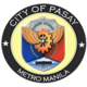 Official seal of Pasay City