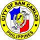 Official seal of San Carlos