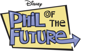 Phil of the Future - Image: Phil Of The Futurelogo