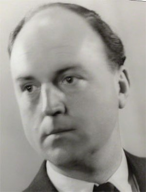 Philip Hope-Wallace - Hope-Wallace in 1955